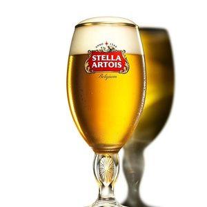 Stella Artois Chalice - Belgium - 6 Pack - IOB